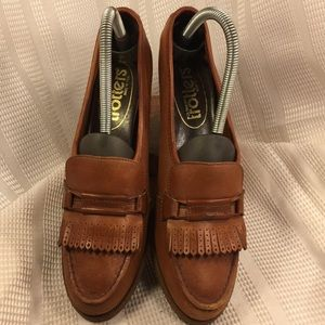 Trotters NWOT leather classic shoes, made in USA,
